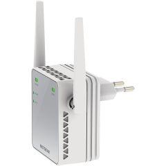 Аксес пойнт, Netgear EX2700, N300, 1 port, Wall plug, Range extender & Acces Piont, 2 external antennas