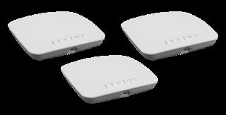 Комплект от 3 бр, Аксес пойнт, Netgear WAC510, Dual Band AC1200 (300 + 867Mbps) Access Point