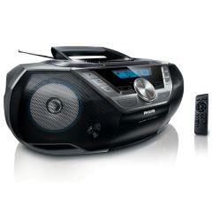 Philips CD радиокасетофон AZ780