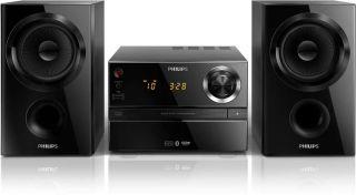 Philips микро музикална CD система с Bluetooth