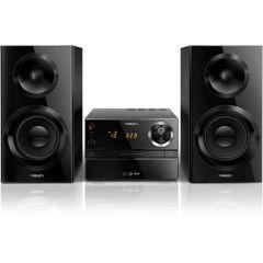 Philips Микро музикална система, Bluetooth MP3-CD, CD, CD-R/RW, FM 70 W