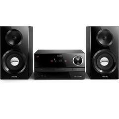 Philips микро музикална CD система 130W, CD, MP3-CD, USB, FM