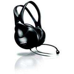 Philips слушалки с микрофон за PC
