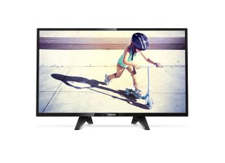"Philips 32"" HD, New model 2017, DVB-T2/C/S2, Digital Crystal Clear, 200 PPI"