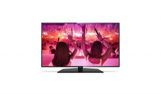 "Philips 32"" HD, DVB-T/S, SmartTV, Dual core, 50 Hz, 500 PPI,Micro Dimming, Pixel Plus HD, WiFi integrated, HEVC FHD, 2.0 down 20W"