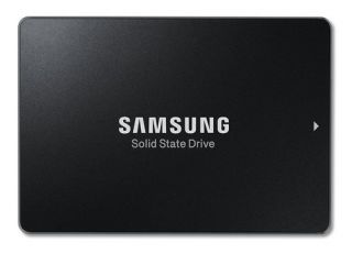 "SSD Samsung 860 PRO Series, 256 GB 3D V-NAND Flash, 2.5"" Slim, SATA 6Gb/s"