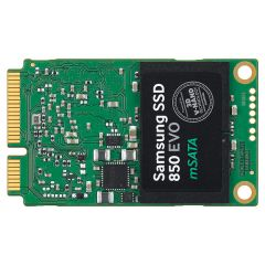 SSD Samsung 850 EVO Series, 500 GB 3D V-NAND Flash, mSATA