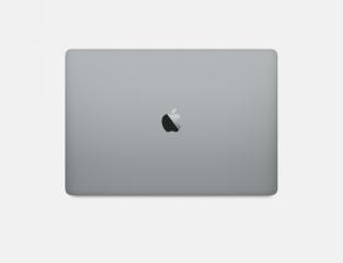 "Преносим компютър Apple MacBook Pro 15"" Touch Bar/QC i7 2.9GHz/16GB/512GB SSD/Radeon Pro 560 w 4GB/Space Grey - INT KB"