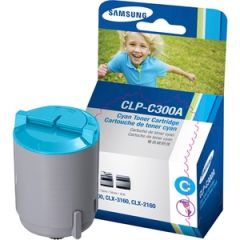 Cyan Toner (up to 1 000 A4 Pages at 5% coverage)* CLP-300/CLX-2160/CLX 3160 Series