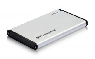 "Кутия за твърд диск Transcend StoreJet 2.5"" S3 External Case 0GB (SATA), USB 3.0, Aluminum housing"