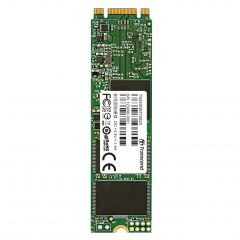 Твърд диск Transcend 240GB M.2  2280(80 X 22mm) SSD SATA3 3D NAND, read-write: up to 560MBs, 510MBs