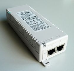 Аксесоар Unify Single-Port PoE Injector, DC Output 48V and 0,35A
