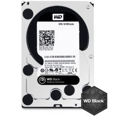 "HDD 1TB WD Black 3.5"" SATAIII 64MB 7200rpm (5 years warranty)"