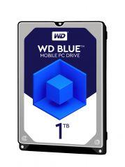 "HDD 1TB WD Blue 2.5"" SATAIII 128MB 7mm (2 years warranty)"