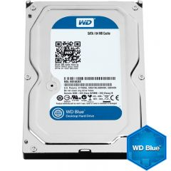 "HDD 2TB WD Blue 3.5 "" SATAIII 64MB (2 years warranty)"