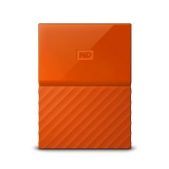 HDD 2TB USB 3.0 MyPassport (THIN) Orange (3 years warranty) NEW