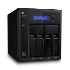HDD 8TB LAN 1000Mbps NAS MyCloud EX4100 4-bay (2 x 4TB WD Red) 2xGigabit + 3xUSB 3.0 (up to 32TB)