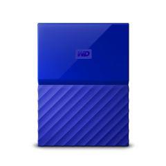 HDD 1TB USB 3.0 MyPassport Blue (3 years warranty) NEW
