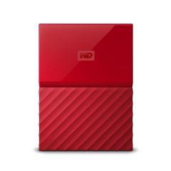 HDD 1TB USB 3.0 MyPassport Red (3 years warranty) NEW