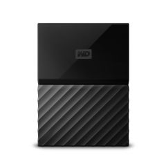 HDD 2TB USB 3.0 MyPassport Gaming Storage for Sony PlayStation 4 and 4 Pro Black (3 years warranty)