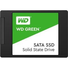 "SSD WD Green 3D NAND 120GB 2.5"" SATA III, read-write: up to 540MBs, 430MBs (3 years warranty)"