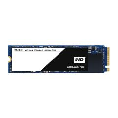 SSD WD Black 256GB Performance, 8Gb/s NVMe (PCIe Slot) M.2 SSD, read-write: up to 2050MBs, 700MBs (5 years warranty)