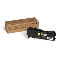 Тонер касета Жълта XEROX Phaser 6500N/DN и WC 6505N/DN – 1K