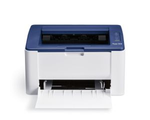 Принтер Xerox Phaser  3020BI, A4, Laser Printer, 20ppm, max 15K pages per month, 128MB, GDI, USB 2.0 & WiFi