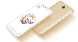 """Smartphone Xiaomi Redmi 5 Plus Gold 3/32GB Dual SIM 5.99"""""""