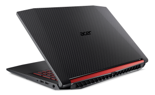 "NB Acer Nitro 5 AN515-52-75W6/15.6"" IPS FHD Acer ComfyView Matte/Intel® Hexa-Core™(6 Core™) i7-8750H (9M Cache, up to 4.10 GHz) /NVIDIA GeForce GTX 1050 4GB GDDR5/ 1x8GB DDR4 /1000GB+(m.2 slot SSD free NVMe)/No ODD/Backlit Keyboard /LINUX/Matte black chas"