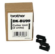 Option BROTHER Replacement Cutter - 2 Pieces