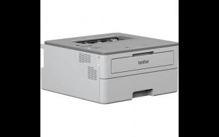 Laser Printer BROTHER HLB2080DW 34 ppm,64 MB, Duplex, Wireless, IEEE 802.11b/g/n, 250 paper tray, Up to 2000 page inbox toner, GDI, 1200x1200 dpi, Hi-Speed USB 2.0