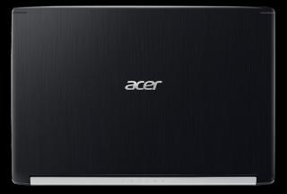 "NB Acer Aspire 7 A715-71G-78X6 /15.6"" IPS FHD Matte/Intel® Quad Core™ i7-7700HQ/2GB GDDR5 VRAM NVIDIA® GeForce® GTX 1050/8GB(1x8GB)/1000GB+(m.2 slot SSD free)/Keyboard backlit/4L/LINUX, Hair-Brush Anodizing"