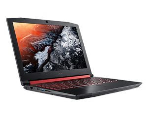 """NB Acer Nitro 5 AN515-52-55S9/15.6"""" IPS FHD Acer ComfyView LED Matte/ Intel® Core™ Quad Core i5-8300H (8MB Cache, up to 4.00 GHz)/NVIDIA GeForce GTX 1050 4GB GDDR5/1x8GB DDR4/1000GB+(m.2 slot SSD free NVMe)/No ODD/Backlit Keyboard /LINUX, Matte black chas"""