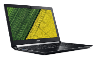 "NB Acer Aspire 7 A717-71G-75MG/17.3""Full HD IPS/Intel® Quad Core™ i7-7700HQ/NVIDIA® GeForce® GTX 1060 6GB GDDR5/8GB(1x8GB)/1000GB+(m.2 slot SSD free NVMe)/Finger Print on Touchpad/Keyboard backlit/4L/LINUX, Hair-Brush Anodizing"