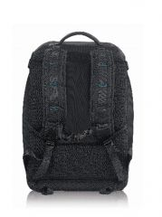 PREDATOR GAMING UTILITY BACKPACK BLACK WITH TEAL BLUE