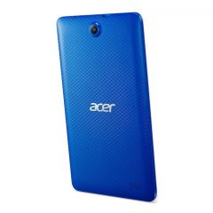 "Tablet Acer Iconia B1-7A0-K53J ANDROIDIEUBE 7.0"" WSVGA 2Cww_316T 8167/1*1G/16G/1 cell battery/R/H7WS_bgn_0.3G2.0M_EB_N1O1, Blue (rear cover)/White (front)"