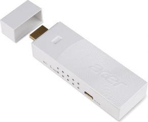 Acer WirelessCAST MWA3 (White) HDMI/MHL EURO type 802.11 b/g/n Realtek 8192EU