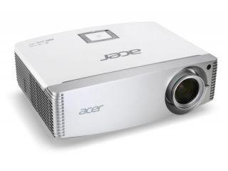 ПОДАРЪК ЕКРАН T87-S01MW / PJ Acer H6502BD Native 1080p, DLP® 3D Ready, Full HD 1080p (Data), Contrast: 20 000:1, Brightnes: 3400 lumens, Input: Analog RGB/Comp.Video (D-sub)x1; Composite Video (RCA)x1; HDMI (Video, Audio, HDCP)x1; HDMI/MHL; PC Audio; Acer