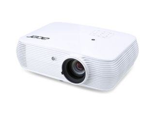 Projector Acer P5230, DLP 3D, XGA, 4200lm, 20000/1, HDMI, RJ45, 16W, Bag, 2.7kg, EURO Power