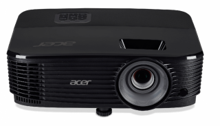 Projector Acer X1123H DLP® 3D Ready, HDMI 3D, Resolution: SVGA (800x600), Format: 4:3, Contrast: 20 000:1, Brightness: 3 600 lumens, Input: HDMI®, D-sub, RS232, 3W Audio, RCA, Acer ColorBoost II+, Acer ColorSafe II, Acer EcoProjection, Acer BluelightShiel