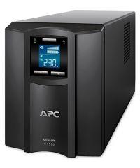 APC Smart-UPS C 1500VA LCD 230V Tower