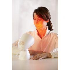 Beurer Инфрачервена лампа - 150W, 5 позиции на накланяне на лампата, Крушка от пресовано стъкло