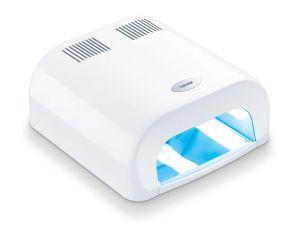 Beurer UV лампа за сушене на маникюр, с таймер 120сек., огледална повърхност