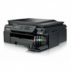 Inkjet Multifunctional BROTHER MFCJ200, Print/Copy/Scan/Fax,up to 11 mono/6 colour ipm, High-yield catridge 2400mono/1300colour, ADF, Fax 14.400kbps, Integrated flatbed scanner, Wireless, iPrint&Scan app, Apple AirPrint, Google Cloud Print
