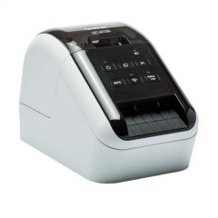 P-Touch Label Printer BROTHER QL810W, DK Rolls up to 62 mm width, 148 mm/s print speed,300 dpi,USB 2.0,PT Editor Lite,Wi-Fi,Black/Red printing, 1DK11201 (100 lables),1DK22205 (5m),USB cable,AC adapter & power cord documentation,Optional Li-ion battery