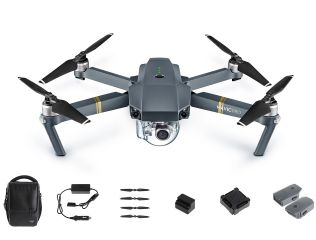 DJI дрон Mavic Pro Fly More Combo