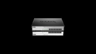 8-Port Desktop Gigabit PoE+ Switch