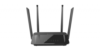 Wireless AC 1200 Dualband Gigabit Router