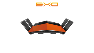 Wireless AC1750 Dualband Gigabit Cloud Router EXO